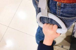 超可爱!4岁宝宝专用手环~日本爸爸好有创意