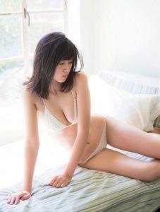 排球正妹白又滑~日本「东北美少女」写真让人惊艳