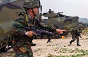 金色眼镜蛇多边军演在泰国开幕 日本等约30国参加