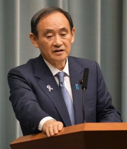 日本官房长官称摸索日朝首脑会谈理所当然