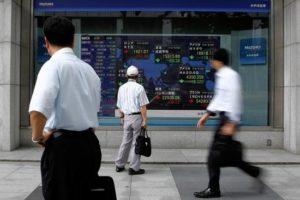 日本上市企业2018财年前三季净利润总和下滑7.3%