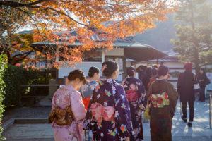 安倍政府紧盯游客增税 你还会去东京旅游吗?