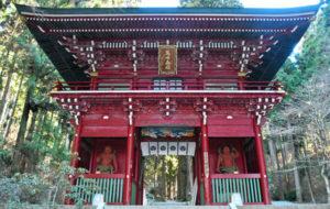 """日本御岩神社供奉188尊神佛 号称""""神社界的迪士尼"""""""
