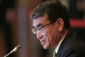 快讯:日外相就韩国国会议长发言提出抗议