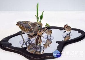 「如生─2019台日野鸟雕刻工艺创作交流展」 野鸟雕刻如生命活现