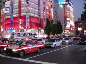 为缓解奥运交通拥挤 东京将在夏季试行控制交通流量举措
