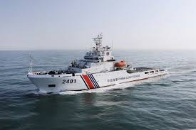 中国海警船一度驶入尖阁领海 为今年第4天