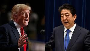 快讯:安倍称与特朗普就日美紧密合作达成一致