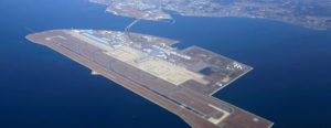 2018年日本中部国际机场旅客人数增长5% 12月单月增长9%