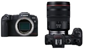消息指称Canon准备推出轻量款全片幅无反相机EOS RP