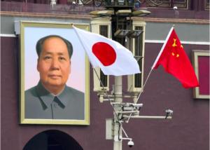 拉拢北京安倍拍影片向中国民众拜年