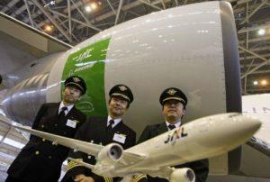 民航机师不足日本拟修规范助退休飞官更易转行