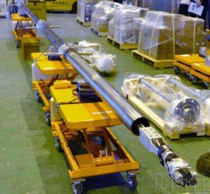 东电对福岛一核2号机组熔落核燃料启动首次触碰调查