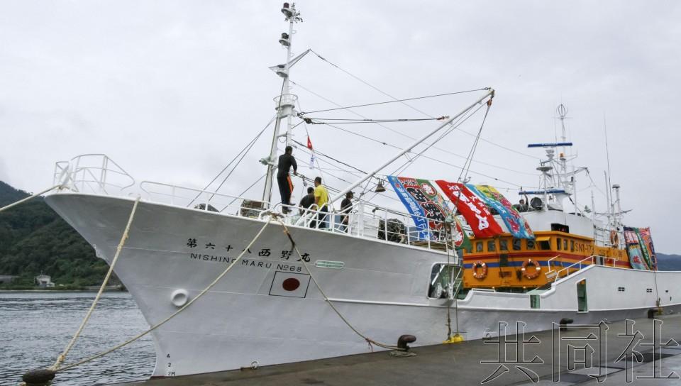 岛根县一渔船被俄警备艇带走 10名船员健康无虞