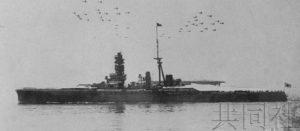 """美团队在南太平洋发现日本沉没战舰""""比叡""""号"""