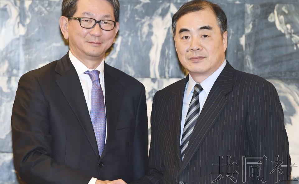 详讯:日中副外长级磋商在北京举行 为习近平访日进行协调