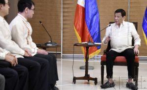 日外相与菲总统会谈 称愿支援棉兰老岛发展
