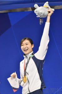 详讯2:日本游泳女将池江璃花子被诊断患白血病