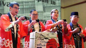 日本驻菲律宾达沃总领事馆举行开馆仪式