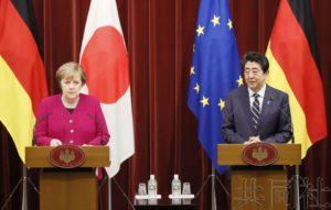 详讯:日德首脑同意强化安保合作 拟缔结情报协定