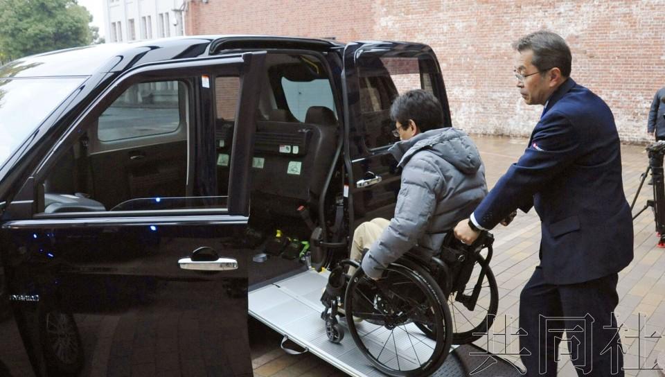 丰田改良无障碍出租车 简化轮椅坡道设置作业