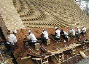 日本传统建筑技术将再次申报非物质文化遗产