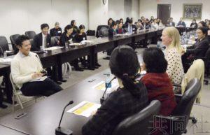 日本积极举办说明会 欲增加在联合国工作的职员数