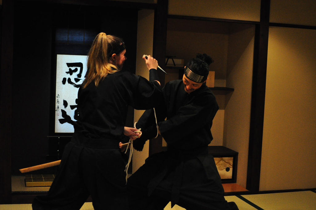 日本刀の使い方 NINJA SAMURAI DOJO公式HPから引用