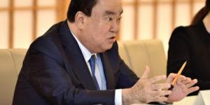 快讯:韩国会议长认为通过天皇道歉可解决慰安妇问题