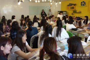 强化台日交流及国际移动力大阪女学院大学到长荣大学交流