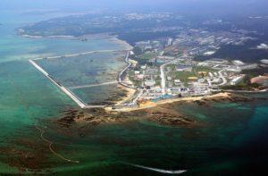 冲绳美军新基地恐地盘下陷?防卫省承认但称有前例