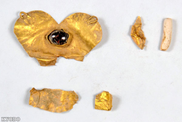 丝绸之路城市遗址出土粟特人文物
