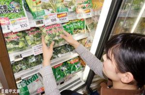 日本冷冻蔬菜进口量创新高 中国产近半
