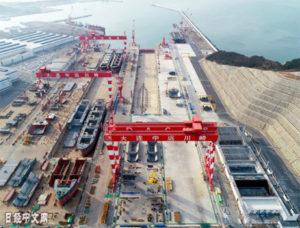 川崎重工拟在中国启动LNG船建造