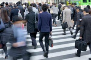 日本鲜鲜鲜(103)日本人变懒惰了吗?