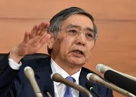 详讯:日央行行长称经济扩张机制没有变化