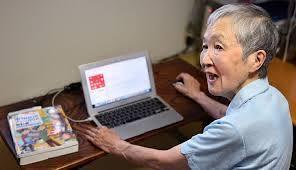 科技不是年轻人的专利:日本83岁老奶奶的励志编程路