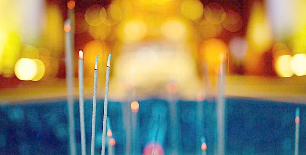 在寺院,随喜多少钱才有功德?