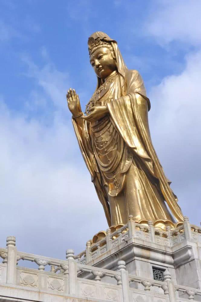 观音菩萨与娑婆世界有大因缘!