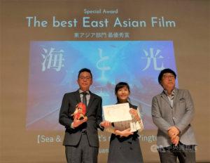 黄小玫「海与光」台湾灯会宣传片夺日本影像奖[影]