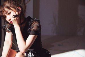 NMB48成员吉田朱里首登《LARME 039》封面