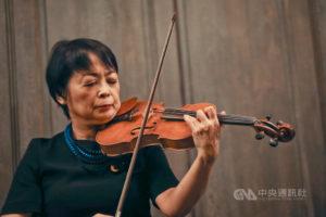 感念台湾援助311 日本制琴师访台出借海啸提琴