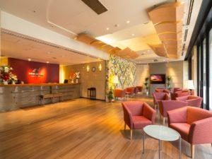 札幌住宿饭店推荐「nest HOTEL札幌大通」:狸小路只要3分钟就到