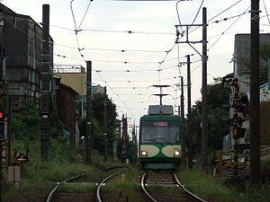 东京一铁路线使用可再生能源产生的电力运行 达到碳排放为零