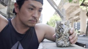 台湾人抽烟烟蒂随便丢日本人看了好难过[影]