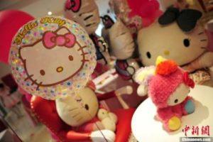 """45年首登大屏幕!日本""""Hello Kitty""""进军好莱坞"""