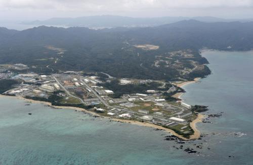 日政府提交地基松软报告美军迁基地延长成定局