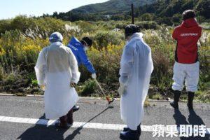 福岛核灾辐射难除绿色和平:下世纪也无法达标