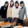 日本奇葩高中校规女生内衣裤「白色无花纹」