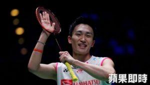 球王桃田贤斗胜安赛龙全英公开赛首位日本男单冠军